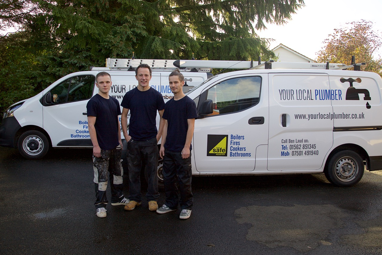 The Your Local Plumber team